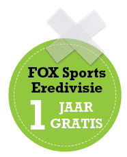 Fiber Nederland gratis fox sports